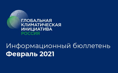 Информационный бюллетень • Февраль 2021